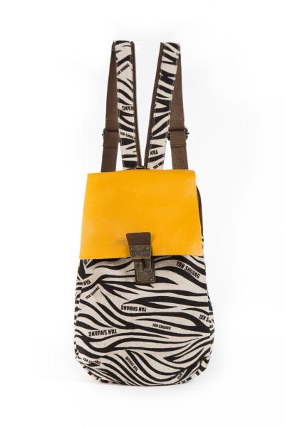 Zebra Piel Amarilla 3143