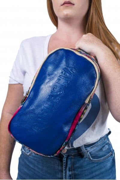 Girasoles Piel Azul 3009