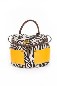 Zebra Piel Amarila 2364